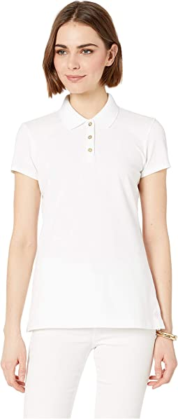 Meredith Short Sleeve Golf Polo