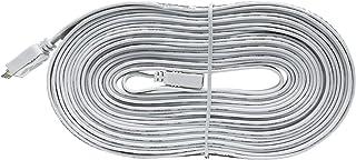 Paulmann 70574 MaxLED kabel połączeniowy do taśmy LED 5 m kabel przedłużający pasek akcesoria mostek biały wyrównanie nier...