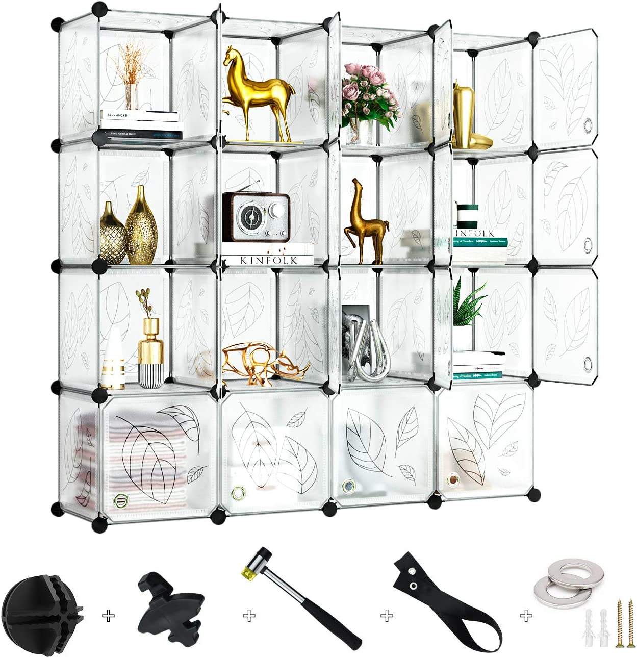 GREENSTELL Cube Storage Brand Trust new Organizer Closet Plastic with