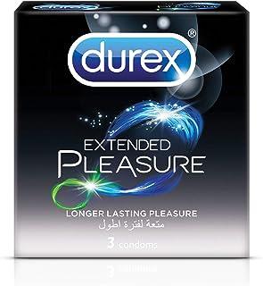 Durex Extended Pleasure Condom - Pack of 3