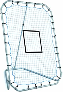 Franklin Sports Baseball Rebounder and Fielding Trainer - All-Angle Pitch Return and Fielding Net - Perfect Baseball Training Aid - 72 x 52 Inches