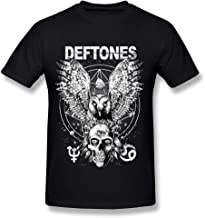 Deftones Gore Tour 2016 Concert T Shirt for Men Black