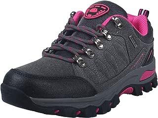 OUTDOOWALS Women's Hiking Shoes Waterproof Walking Shoes for Women