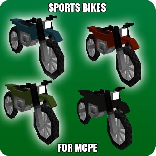 Sports Bikes Addon for MCPE