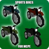 Sports Bikes Addon for MCPE