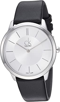 Calvin Klein - Minimal Watch - K3M211C6