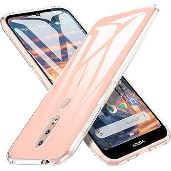 iBetter para Funda Nokia 4.2 Funda, TPU con Superficie Mate ...