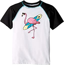 Rashguard - Flamingo (Toddler/Little Kids/Big Kids)