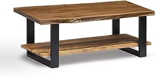 Alpine Live Edge Solid Wood 48