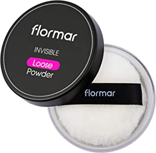 Flormar Loose Face Powder - 01 Pale Sand