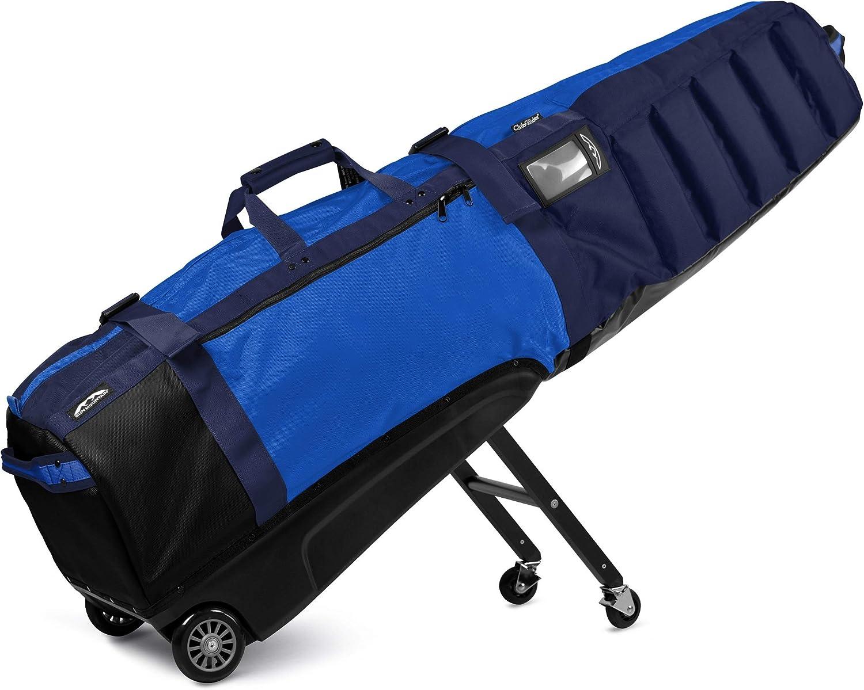 Sun Oklahoma City Mall Mountain Golf ClubGlider Meridian Travel Cover Regular dealer Bag Club Nav