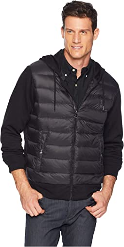 Double Knit Tech Nylon Jacket