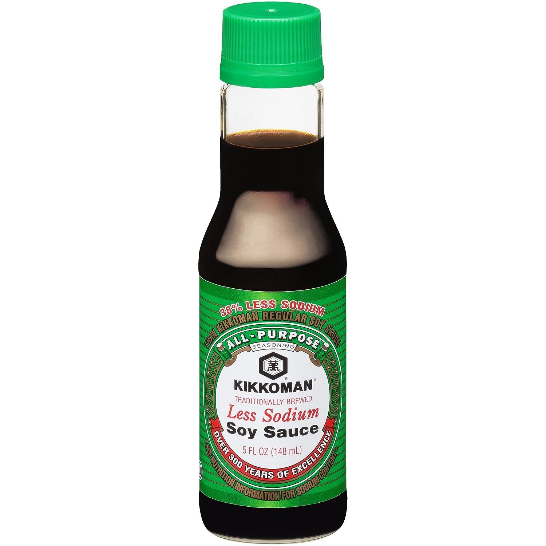 Kikkoman Lite Soy 5 Gifts Max 52% OFF Oz Sauce