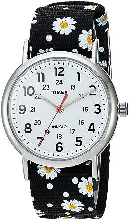 Timex - Weekender Nylon Slip-Thru Strap