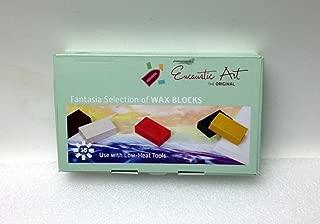 Encaustic Art Wax 16 Wax Block Colors Fantasia Selection New in the Box