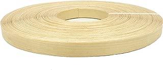 Maple Wood Veneer Edge Banding Preglued 3/4