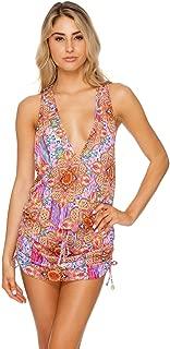 RAYANDO EL SOL - T Back Mini Dress