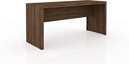 تكنوموبلي مكتب خشبى ، بني، ME4109