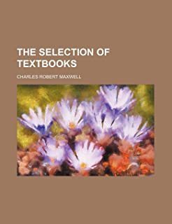 The Selection of Textbooks
