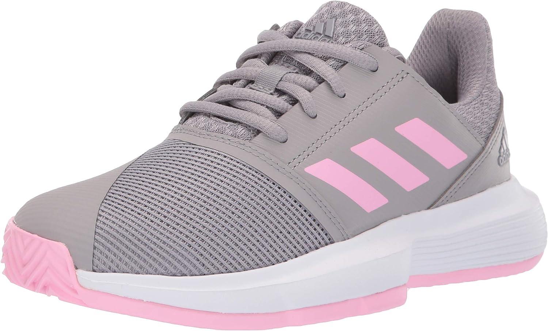 Adidas - Courtjam Bounce Unisex-Kinder B07D9HF6D6  Billig