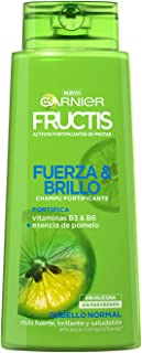 Garnier Fructis Fuerza y Brillo Champú Pelo Normal - 700 ml