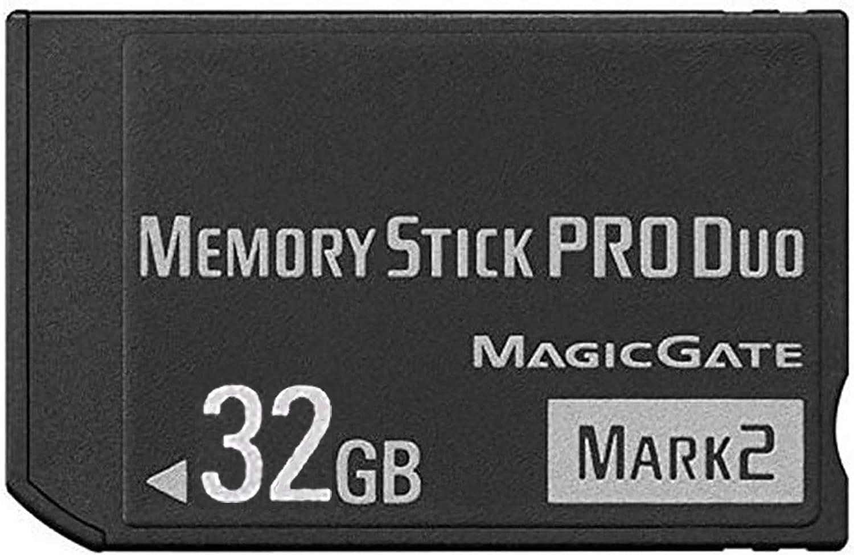 Original 32GB Memory Stick Pro Duo Mark2 32GB PSP Camera Memory Cards
