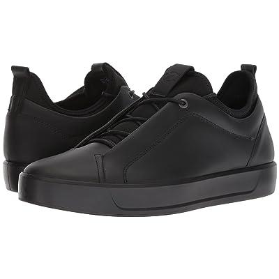 ECCO Soft 8 Low (Black) Men