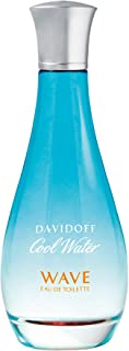 Davidoff Cool Water Wave for Women - Eau de Toilette, 100ml
