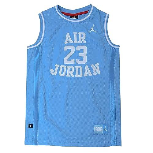d691b1ade92 Nike Jordan Boy's Youth Classic Mesh Jersey Shirt