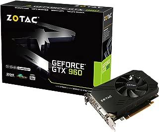 ZOTAC GeForce GTX 960 ITX Compact ショートサイズのグラフィックスボード VD5723 ZTGTX96-2GD5ITX01