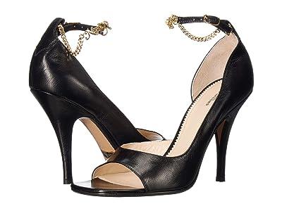 Marc Jacobs The Sandal (Black) Women