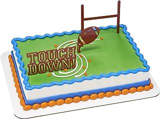 DecoPac Football Cake Topper