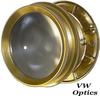 Wide Angle Peephole Door Viewer Doorscope Gold Metal