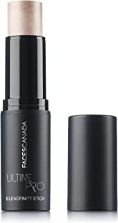 Faces Ultime Pro Blend Finity Stick, Make Me shine 01, Gold, 10g