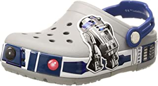 Crocs Kids' Crocband R2D2 Lights Clog