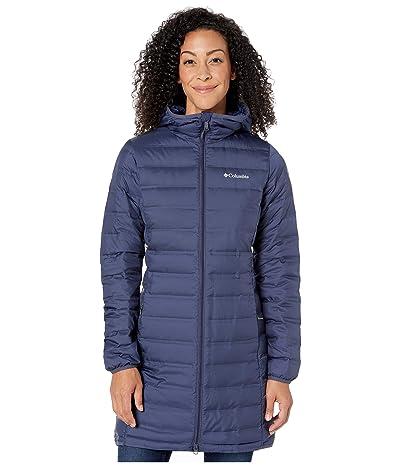 Columbia Lake 22tm Down Long Hooded Jacket (Nocturnal) Women