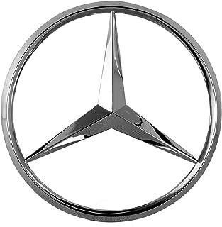 Mercedes-Benz Trunk Lid Star Emblem Badge Genuine OE 2080058/2100058