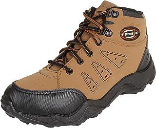 Earton Men's Brown-397 Sports Shoes (Running Shoes)
