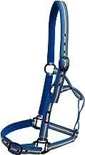 FAMIROSA Cabezadas de Caballo Nylon tama/ño Pony Azul 2 Unidades