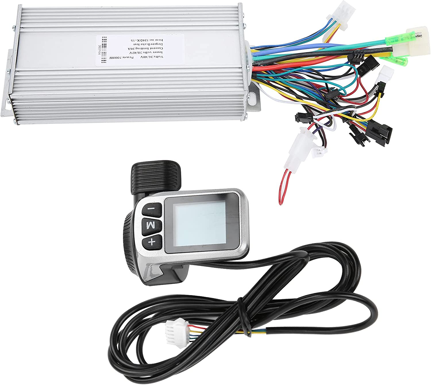 New life RiToEasysports Colorado Springs Mall 36V 48V 1000W Brushless LCD Motor with Controller