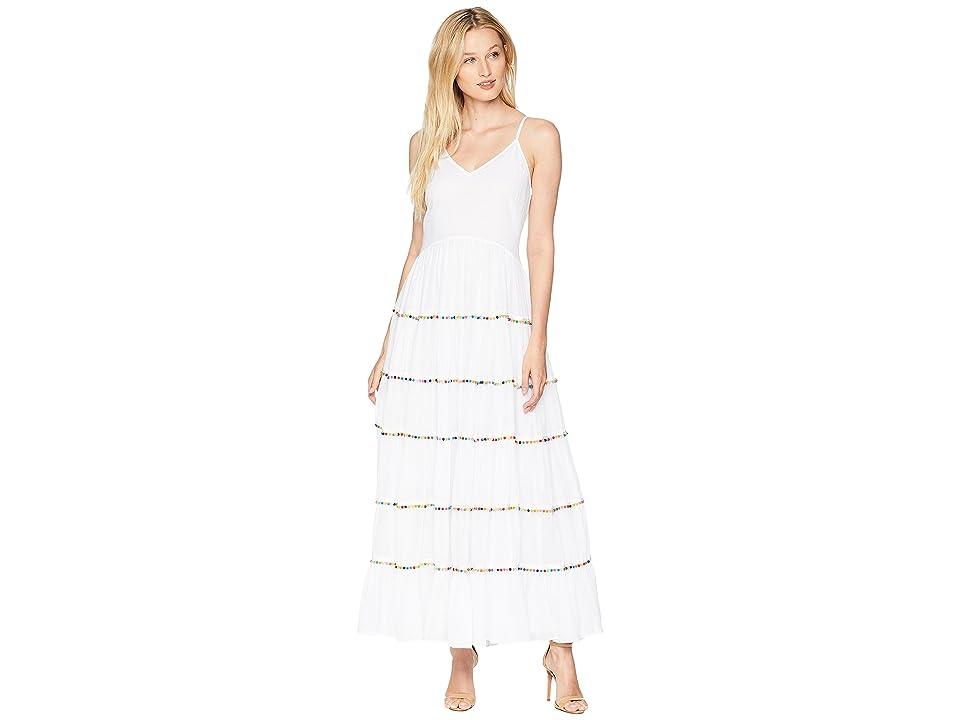 CATHERINE Catherine Malandrino Soumaya Dress (Bright White/Multi) Women