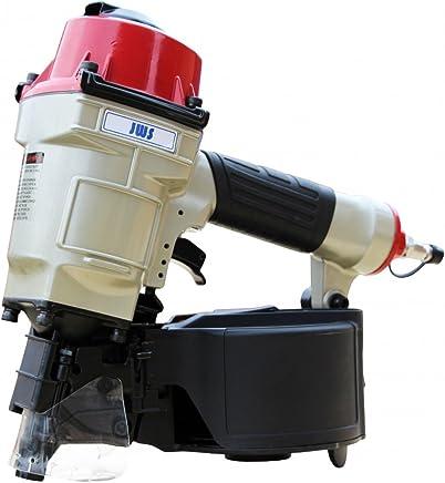 Coilnagler Druckluftnagler Coil Nagler Nagler Nagler Druckluft Nagelgerät 25 mm bis 55 mm B07C4LG12T | Reparieren  3767d8