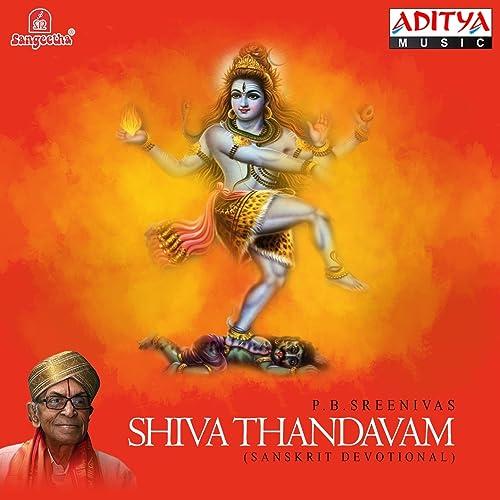 Shiva Thandavam by P  B  Sreenivas on Amazon Music - Amazon com