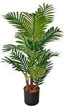 """iPreference Artificial Aproximately 36"""" Areca Palm Tree, Faux Palm Tree Pot, Decor Palm Tree, Artificial Palm Trees for Ho..."""