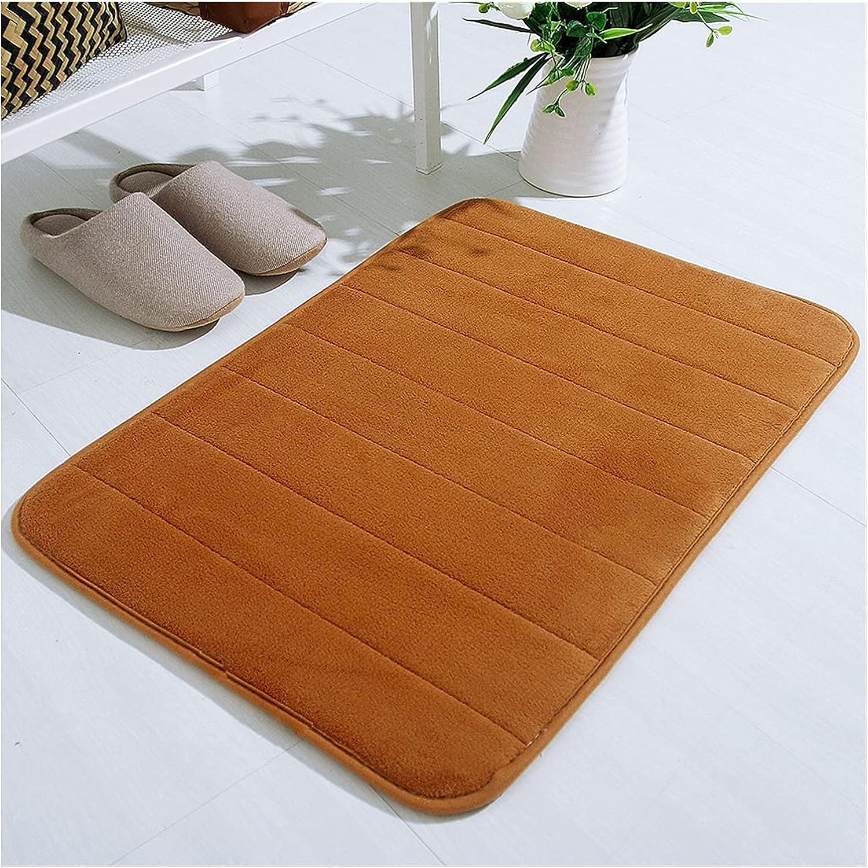 Max 54% OFF YSYSPJM Carpet 4060cm Bath Carpe wholesale mat Bathroom Absorbent