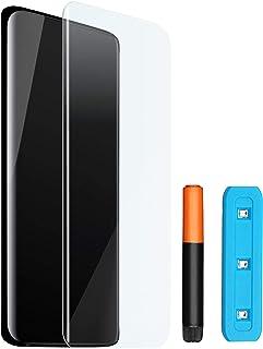 Härdat Glas För Huawei P40 Pro / Pro+, Skärmskydd, Skärmskydd, UV-Kit, 3D Böjd För Huawei P40 Pro / Pro+