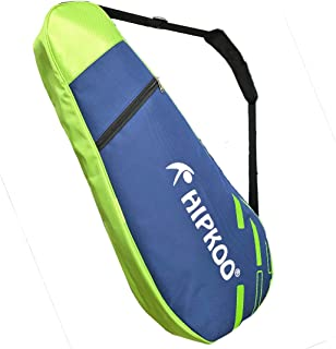 Hipkoo Sports HXBADMINTONBAG_BLXGN Badminton Bag (Orange and Green)