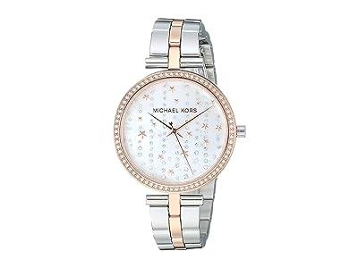 Michael Kors MK4452 Maci (Silver) Watches