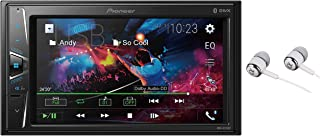 "Pioneer 6.2"" Double Din VGA Touchscreen Weblink, Bluetooth USB MP3 AUX Input, In-Dash Multi-Color Illumination, Android Sm..."