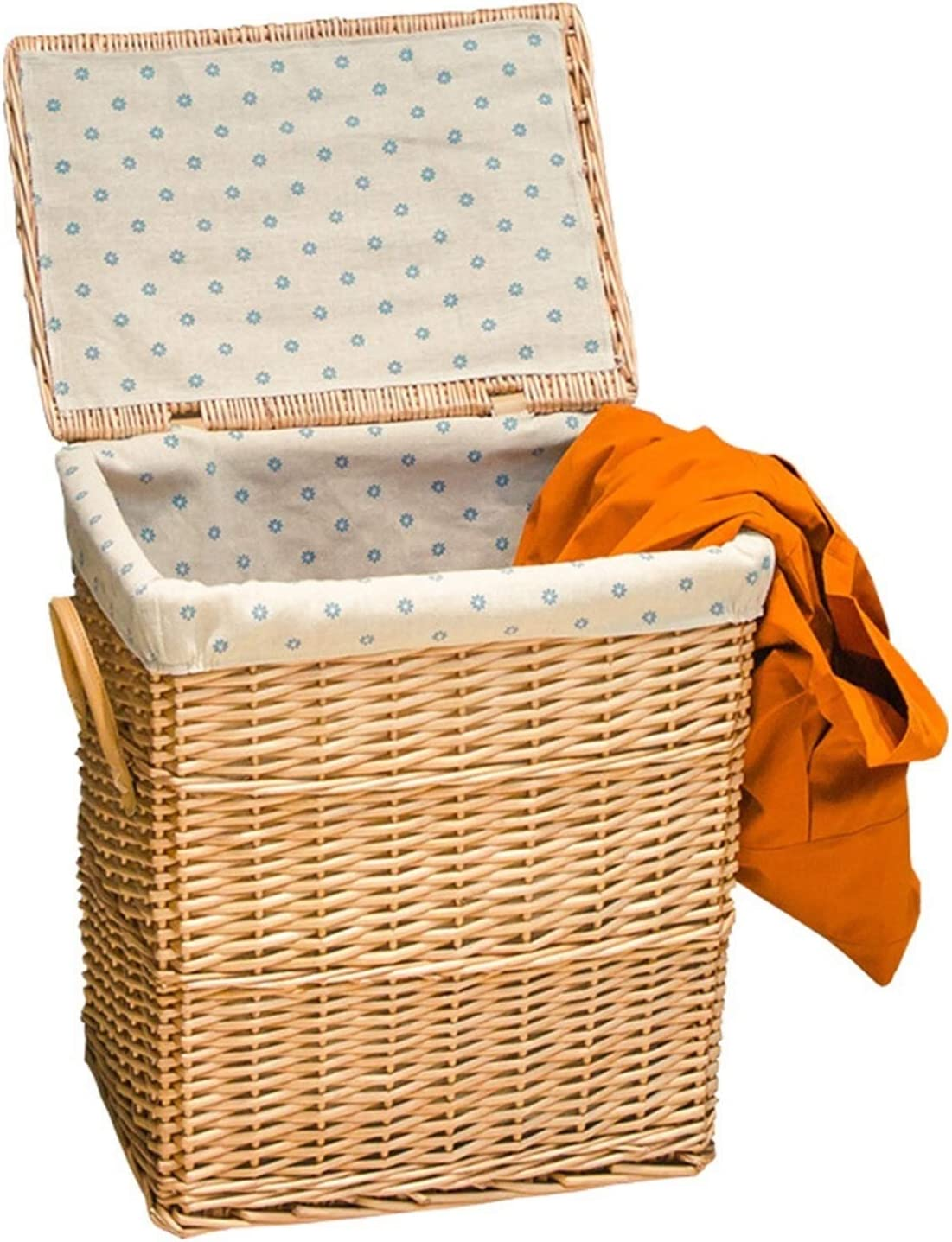 pot Lined Large-Capacity Phoenix Mall Rattan Covered Storage Basket Ranking TOP3